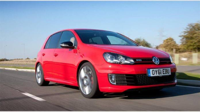 Volkswagen Golf GTI launched in 2012