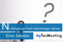 no response from gameranger server