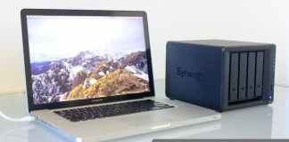 storage on a laptop