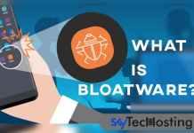 what is Bloatware
