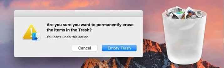 Delete Trash File