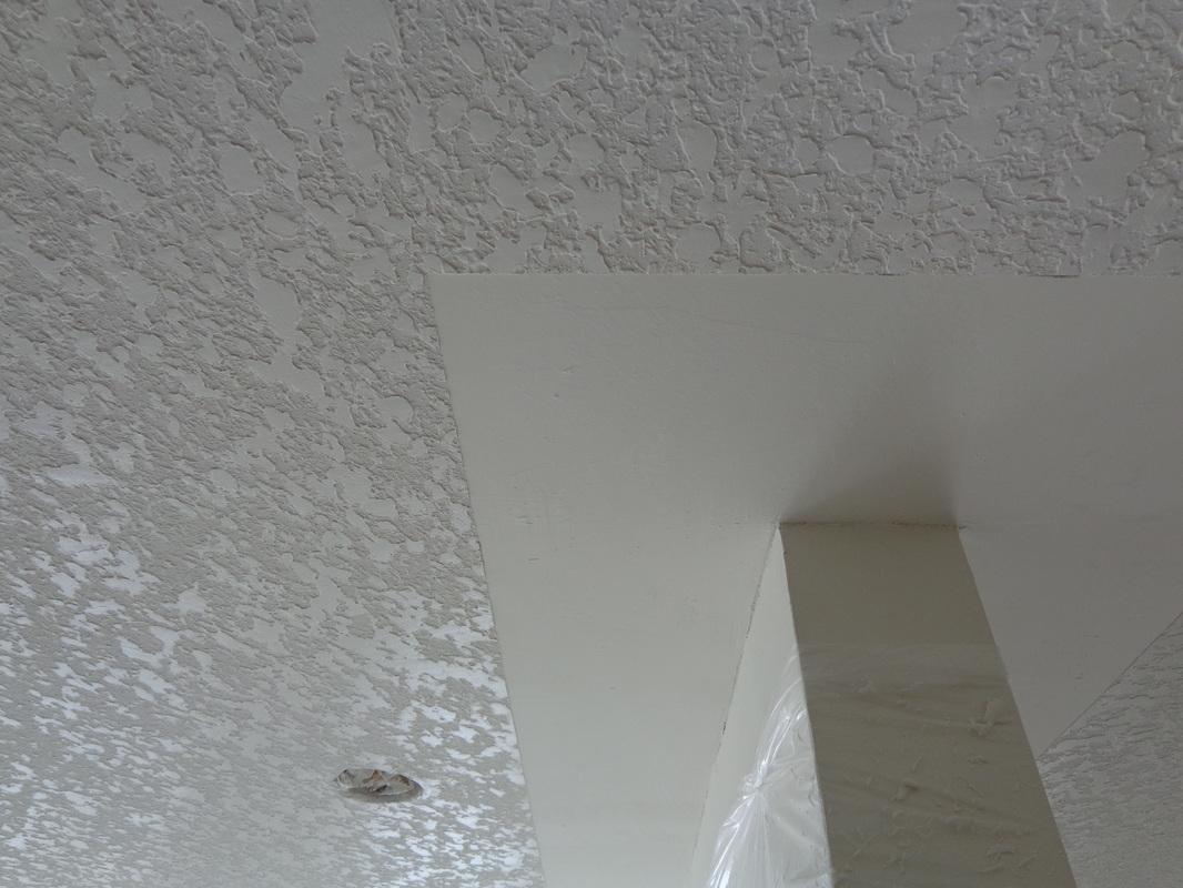 How To Repair A Stipple Ceiling Pranksenders