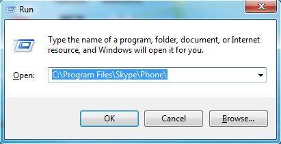 multi login on skype run box