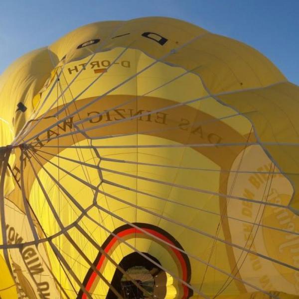 hot air ballonteam kassel # 44
