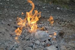 Flacarile Iadului sau Zeul  Focului?