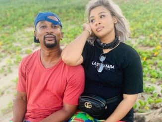 Lady Du pens down emotional note to her man Andile