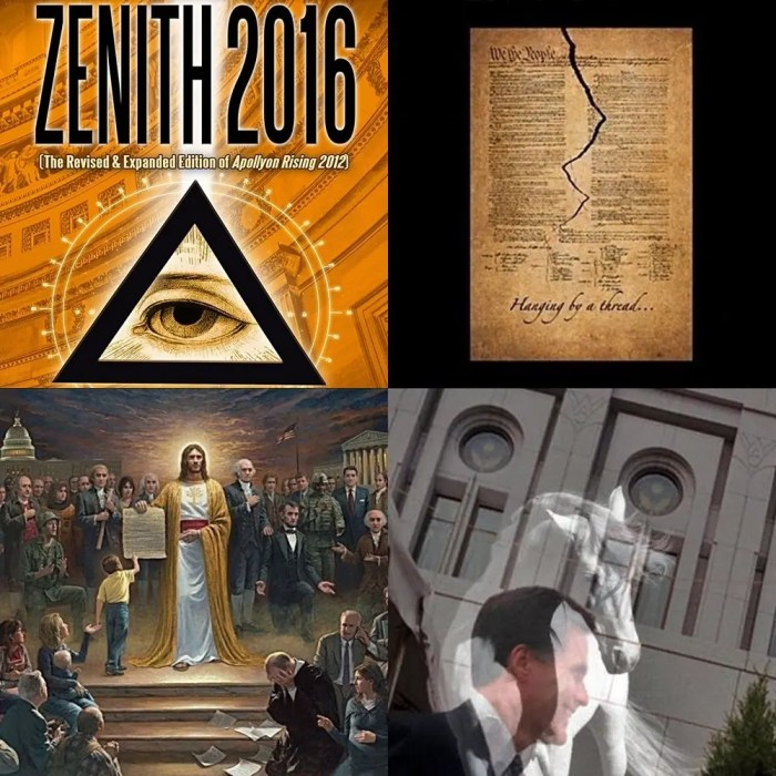 UTAH CHRONICLE: Vote For Joe Biden To Fulfill Mormon White Horse Prophecy White-horse