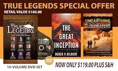 True Legends DVD offer