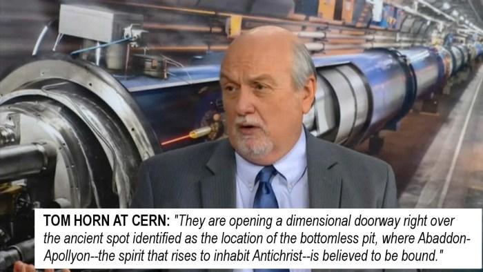 More CERN news..... TomCern
