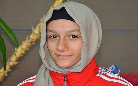 تركية تسعى لتكون أول محجبة تفوز ببطولة أوروبا