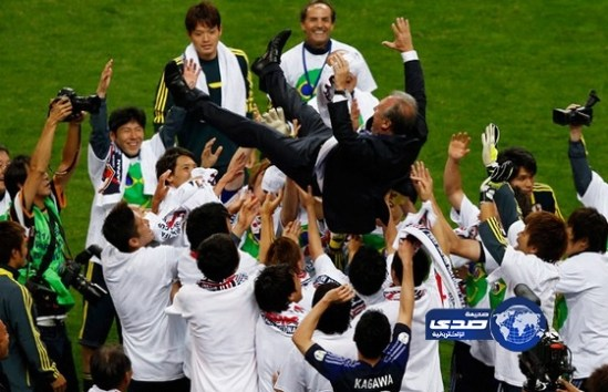 اليابان أول المتأهلين إلى مونديال 2014 في البرازيل