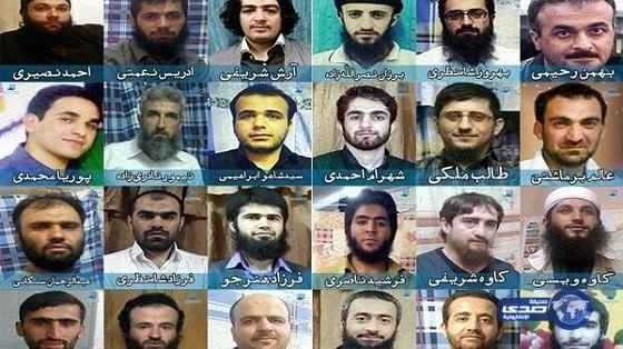 بينهم  الداعية شهرام أحمدي ..إيران تعدم 21 سجيناً سنيًا بشكل جماعي