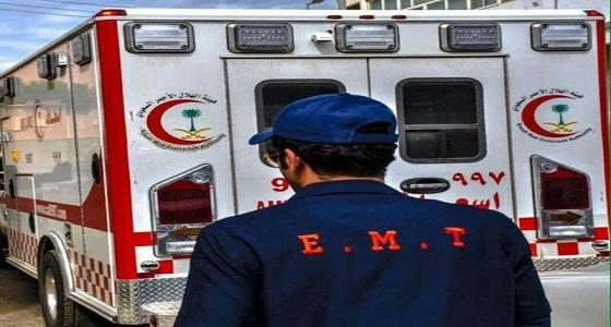 حادث مروري بصبيا يسفر عن إصابة 7 طالبات وسائقهن