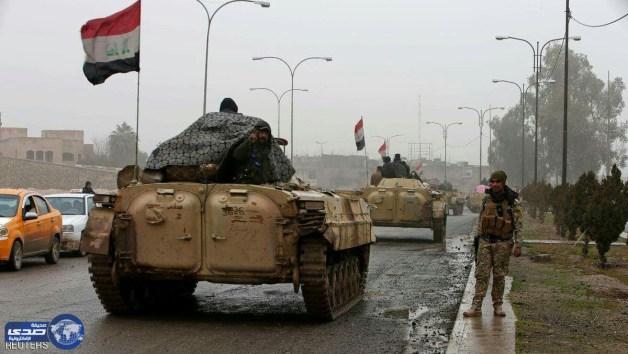 «داعش» يأسر ضباط بالشرطة العراقية