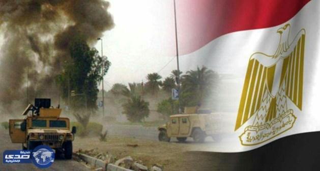 انفجار عبوة ناسفة بسيناء يصيب ثمانية أشخاص بينهم 4 مدنيين