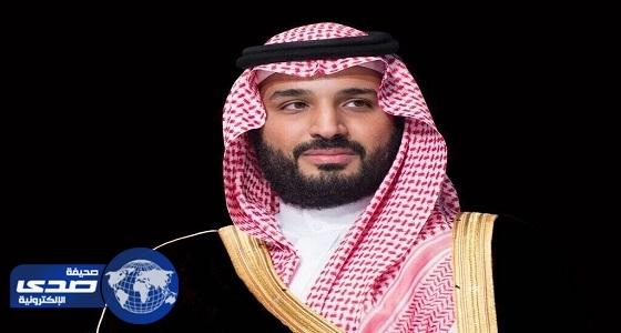 ولي العهد يوجه بإنشاء مضمار خاص لسباقات الهجن في القرية السعودية للإبل