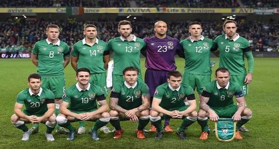 أيرلندا تتعادل مع الدنمارك في ذهاب الملحق الأوروبي