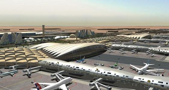 مدني مكة ينفذ فرضية للاستعدادات المبذولة لسقوط طائرة خارج حرم مطار الملك عبدالعزيز