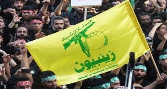 """"""" الحرس الثوري """" يشرع في تدريب الشيعة الباكستانيين لخدمة إيران"""