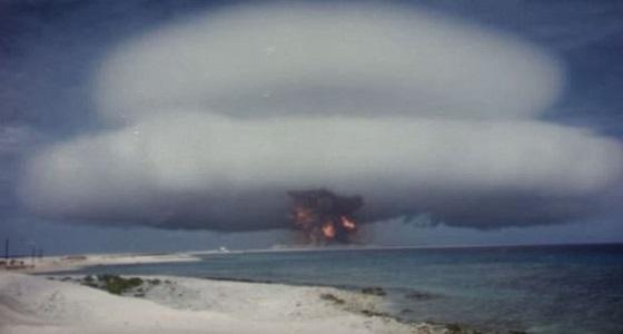 بالفيديو.. أمريكا ترفع السرية عن اختبارات القنبلة النووية
