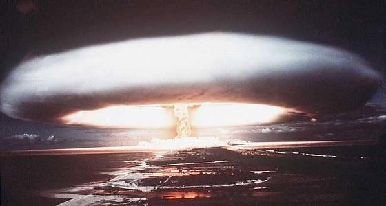 بعد انفجار صاروخ نووي.. الخطر يهدد واشنطن