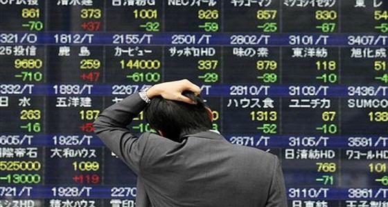 انخفاض الأسهم اليابانية في جلسة التداولات الصباحية
