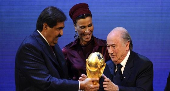 دليل جديد على منح قطر 22 مليون دولار رشوة لـ رئيس الاتحاد البرازيلي للتصويت على ملفها بكأس العالم
