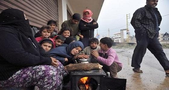نظام الأسد يهاجم منازل اللاجئين الفلسطينيين في دمشق