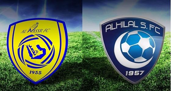 غدًا.. الهلال أمام النصر في الدوري الأولمبي لكرة القدم