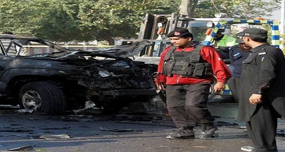 مقتل 3 جنود في انفجار لغم قرب الحدود مع أفغانستان