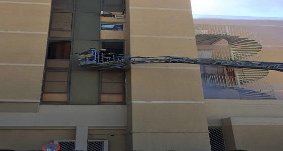 إصابات في فرضية حريق وهمي بمستشفى اليمامة بالرياض