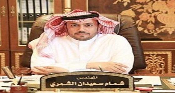 """رئيس بلدية """" رفحاء """" يهنئ المملكة بذكرى البيعة الثالثة"""
