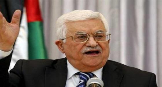 """"""" عباس """" محذرًا: لا سلام ولا استقرار بدون القدس عاصمة لفلسطين"""