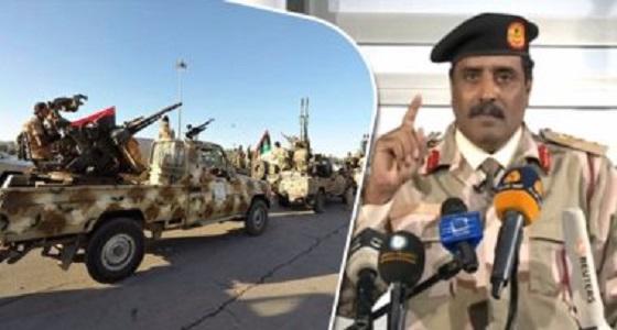 """سقوط آخر حصن لـ """" داعش """" بمنطقة خربيش في ليبيا"""