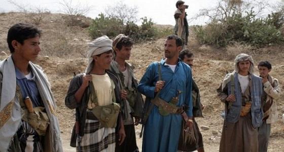 العثور على جثة قيادي حوثي على خط صنعاء