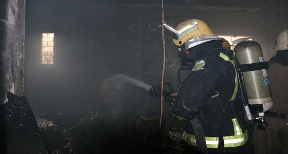 اشتعال حريق بشقة في الزاهر بسبب كاوية ملابس