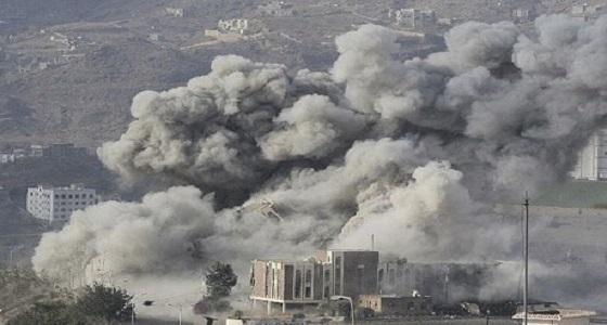 مقتل وإصابة عشرات الحوثيين في غارات للتحالف