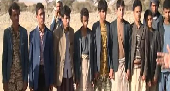 بعد تسليم أنفسهم إلى الجيش اليمني.. الأطفال الأسرى: نشعر بالندم