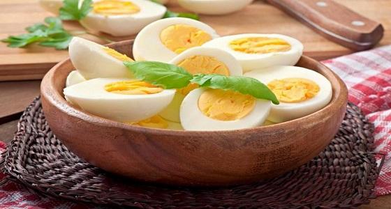 البيض يقي من أمراض القلب والسرطان والشيخوخة