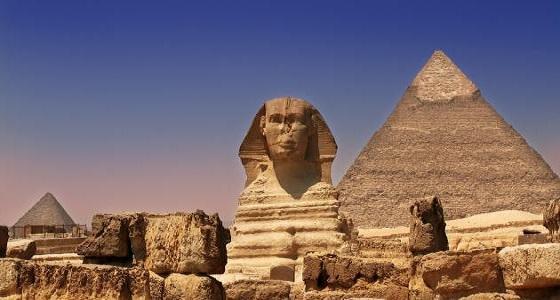 """مصر تعلن عن اكتشاف أثري في الأهرامات بمنطقة """" مقابر العمال """""""