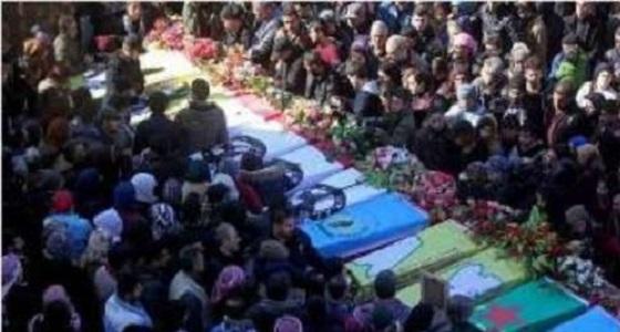 مقتل 260 شخص منذ بدء عملية عفرين بسوريا