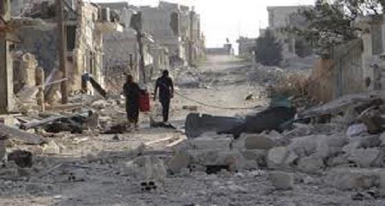 عشرات القتلى إثر قصف عنيف لـ 236 صاروخًا بالغوطة