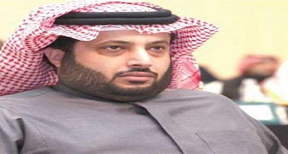 """"""" آل الشيخ """" يهنىء الأمير تركي بن فهد بفوزه بكأس ولي عهد دبي للأبكار المفتوح"""