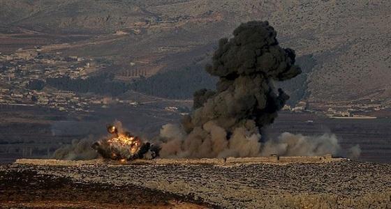 الجيش التركي يواصل عملياته العسكرية على عفرين لليوم الـ13