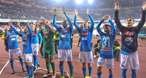لايبزغ ونابولي يتنافسان على لقب الدوري الأوروبي
