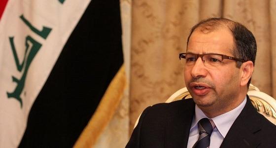 تفاصيل لقاء وفد إعلامي سعودي ورئيس مجلس النواب العراقي
