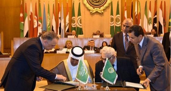 المملكة تعزز التعاون بين الإدارات الجمركية العربية بتوقيع اتفاقية