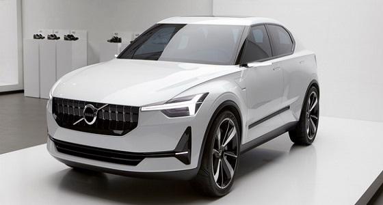 فولفو تطلق أول سياراتها الكهربائية العام القادم تتبعها XC40 الكهربائية