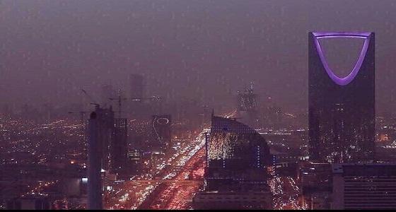 طقس العرب يوضح حقيقة العاصفة الثلجية التي ستضرب الرياض