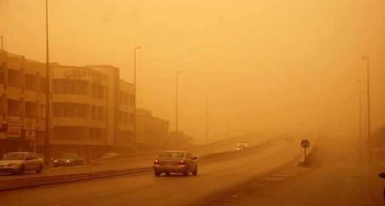 تنبيه متقدم بعواصف ترابية تضرب 3 محافظات والدفاع المدني يحذر المواطنين